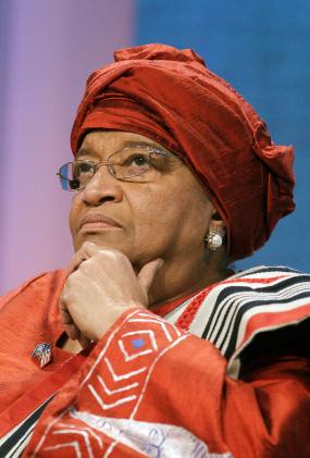 Ellen Johnson Sirleaf - the future is woman - The Alessandro Benetton blog