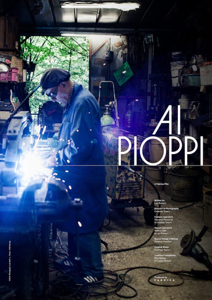 Ai Pioppi Poster - Alessandro Benetton blog