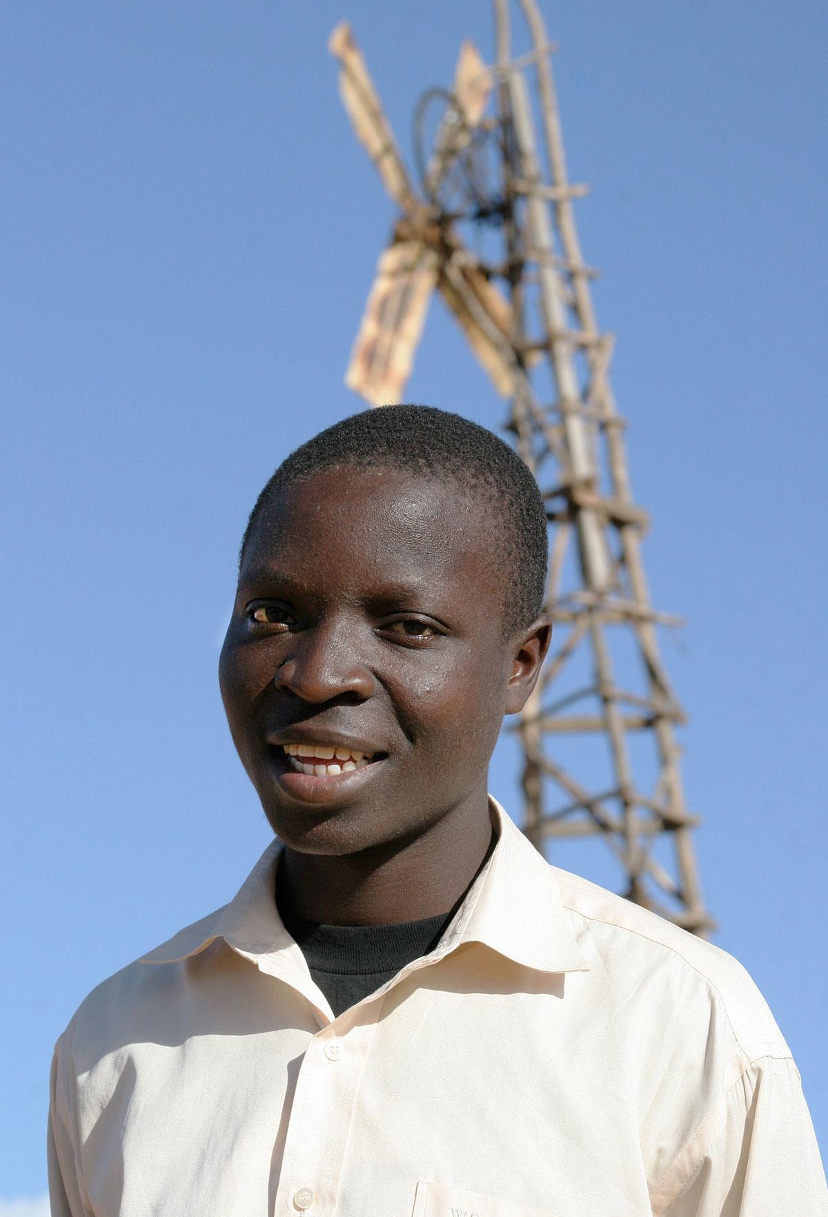 William Kamkwamba's windmills - Alessandro Benetton blog