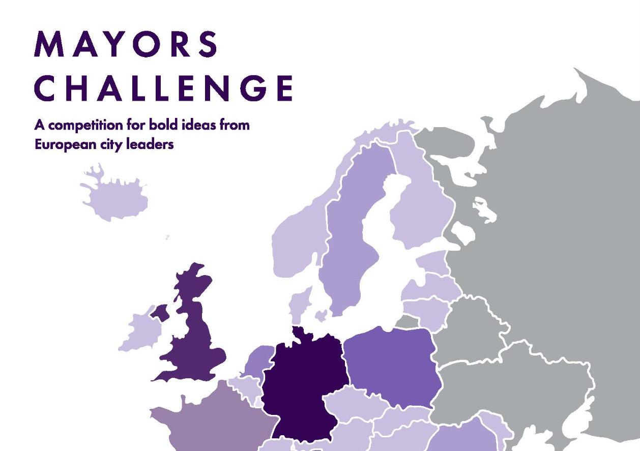 Mayors Challenge Europe - Bloomberg Philanthropies