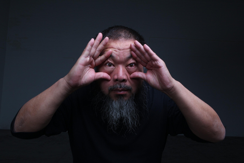 Ai Weiwei 2012 © Gao Yuan