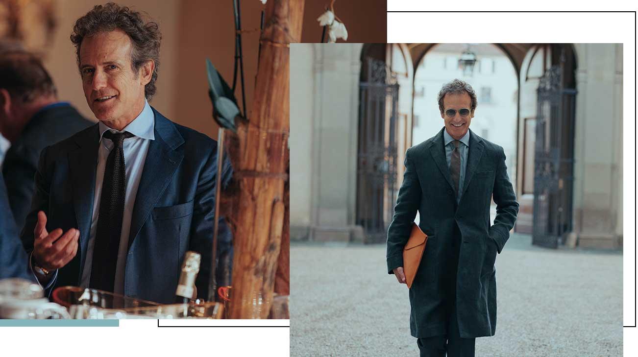 Alessandro Benetton contatti